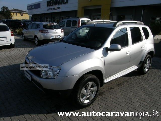 2012 Dacia  Duster 4x2 1.6 110 CV GPL GPL Lauréate PRONTA CO Off-road Vehicle/Pickup Truck Pre-Registration photo