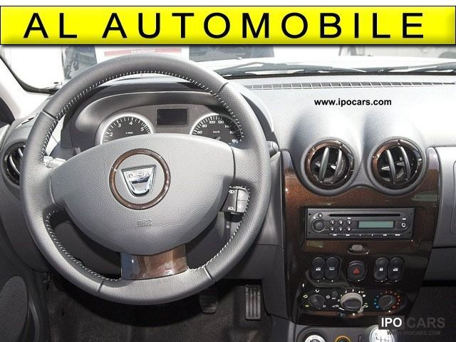 2012 Dacia Duster 1 5 Dci 4x4 Laureate Esp Look Car
