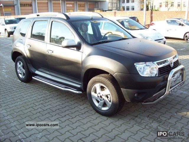 2012 dacia duster prestige black edition dci 110 klimaanlag car photo and specs. Black Bedroom Furniture Sets. Home Design Ideas