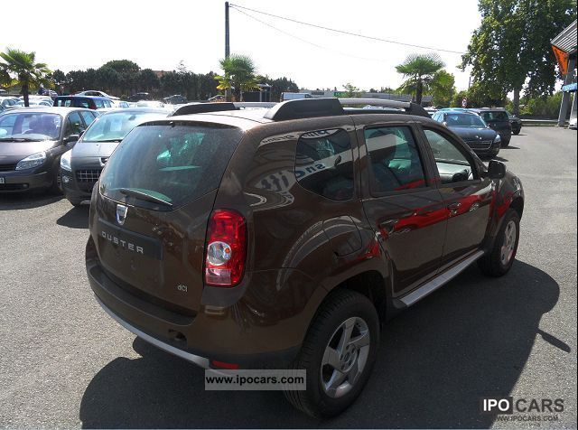 2012 dacia duster 1 5 dci 110 4x4 pack laureate loo car photo and specs. Black Bedroom Furniture Sets. Home Design Ideas