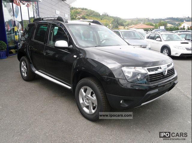 2012 Dacia Duster 1 5 Dci 110 4x4 Prestige Car Photo And