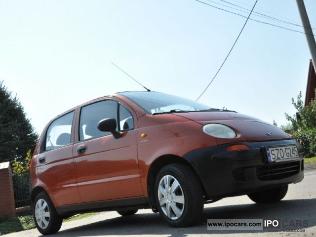 2001 daewoo matiz 2000 2001 car photo and specs. Black Bedroom Furniture Sets. Home Design Ideas