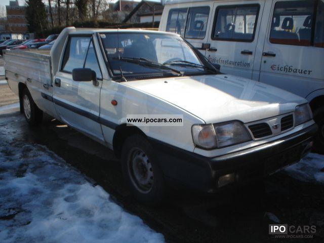 2001 Daewoo Pickup Truck Plus 1 9 Std Off Road Vehicle