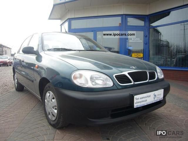 2003 Daewoo Lanos 1.4 BENZYNA SALON POLSKA - Car Photo and Specs