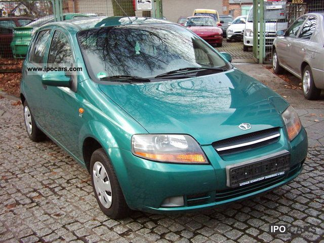 2003 Daewoo  Kalos 1.2 SE Small Car Used vehicle photo