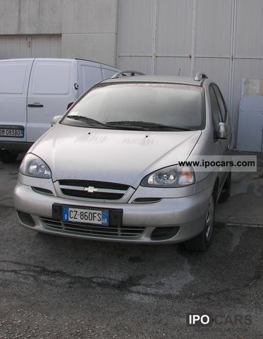 Daewoo  chevrolet Tacuma 1.6 gpl 2005 Liquefied Petroleum Gas Cars (LPG, GPL, propane) photo