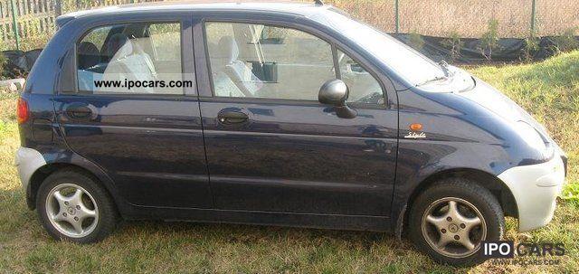 2004 Daewoo  Matiz stilo Other Used vehicle photo