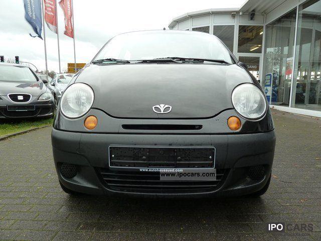2004 Daewoo Matiz 0.8 SE * 5 doors * ABS * Tires * ZV * Wi ...