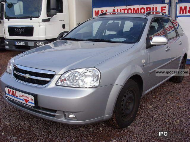 Daewoo  Lacetti 1.6 SX AUTO GAS climate 2005 Liquefied Petroleum Gas Cars (LPG, GPL, propane) photo