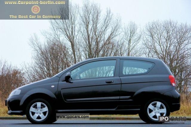 2006 daewoo kalos 1 2 se sport servo airbag central. Black Bedroom Furniture Sets. Home Design Ideas