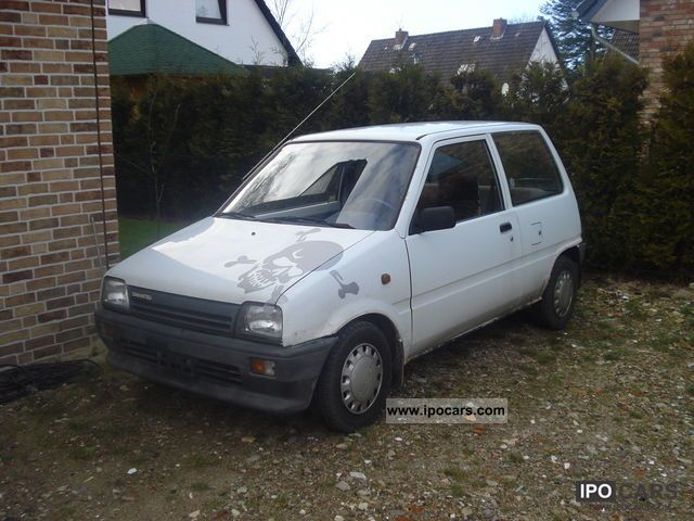 1986 Daihatsu  Cuore Small Car Used vehicle photo