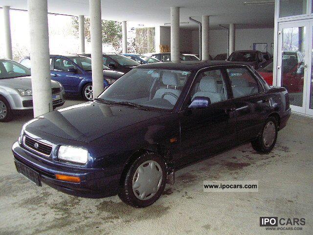 1993 Daihatsu  Applause Limousine Used vehicle (business photo