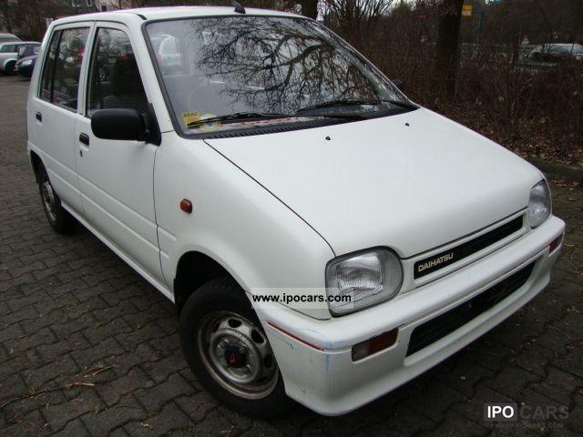 1991 Daihatsu  Cuore GLX Small Car Used vehicle photo