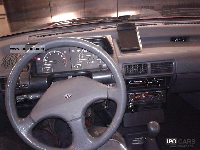 1992 Daihatsu Charade Cs Car Photo And Specs