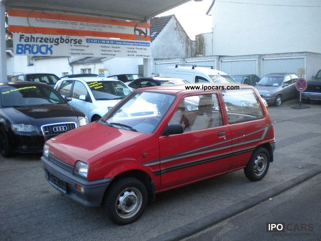 1989 Daihatsu Curore First Hand Penny Pincher In Good Condition Small Car