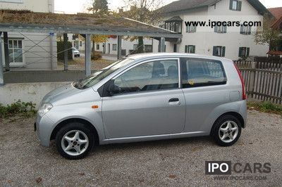 2003 Daihatsu Cuore 1 0 Plus Car Photo And Specs