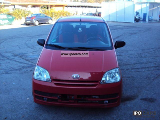 2006 Daihatsu  1.0 Small Car Used vehicle photo