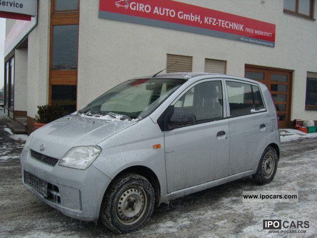 2006 Daihatsu  Plus Cuore 1.0 5 door Euro 4 only 60.000km Small Car Used vehicle photo