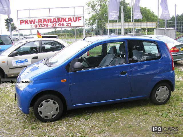 2003 Daihatsu  Cuore NAVI 8x EURO4 green frosting P. Small Car Used vehicle photo