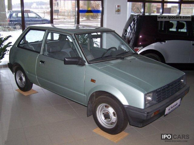 1984 Daihatsu  Charade G11 TS Small Car Used vehicle photo