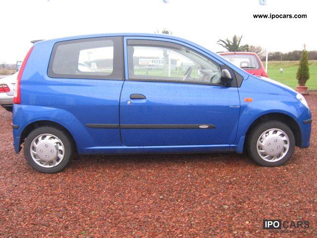 2006 Daihatsu Cuore Plus