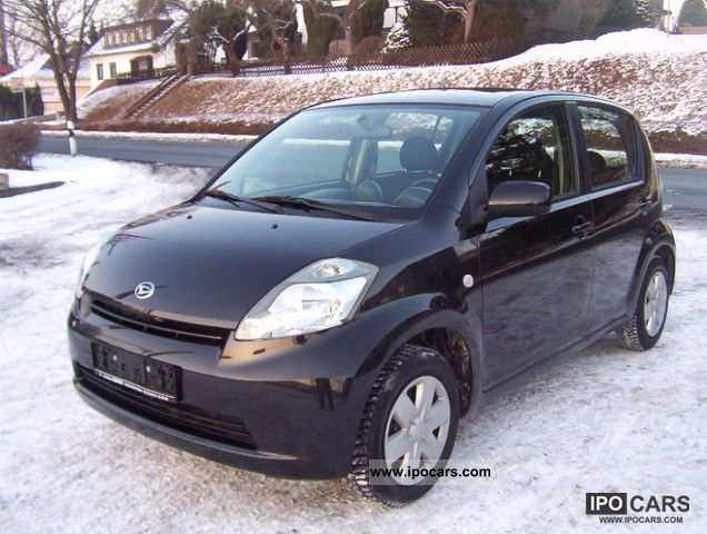 2005 daihatsu sirion 1 3 related infomation specifications weili automotive network. Black Bedroom Furniture Sets. Home Design Ideas