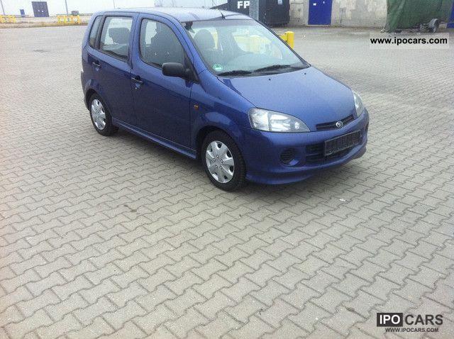 2006 Daihatsu  YRV 1.3 * Mint * Seamless checkbook * air * Van / Minibus Used vehicle photo