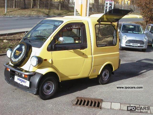 Daihatsu midget i length opinion you