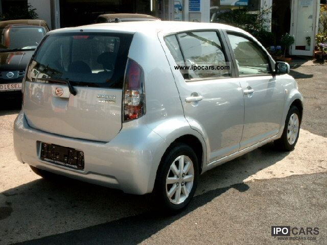 2010 daihatsu sirion 1 3 from dealer car photo and specs. Black Bedroom Furniture Sets. Home Design Ideas