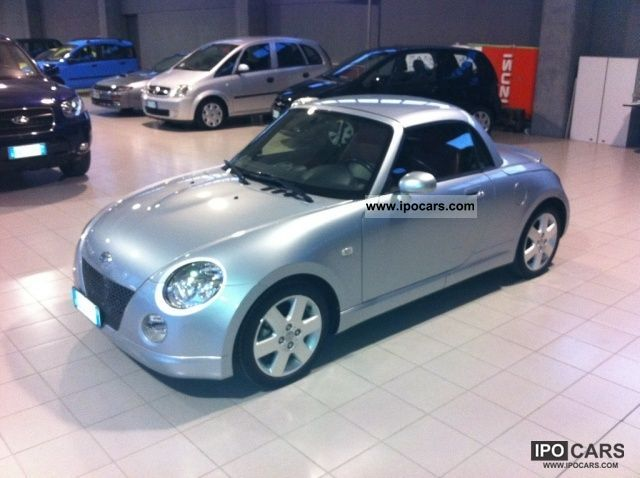2007 Daihatsu Copenhagen High Grade Car Photo And Specs
