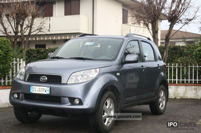 Daihatsu  Terios 1.5 SX 4WD GPL 2008 Liquefied Petroleum Gas Cars (LPG, GPL, propane) photo
