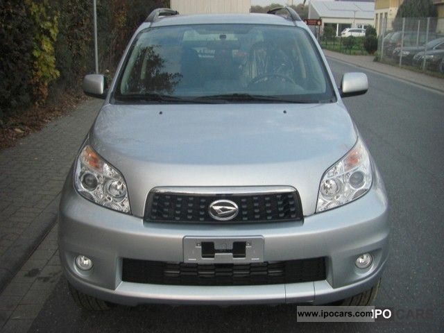 » New Daihatsu Terios 7 Seater Car Information Singapore Sgcarmart