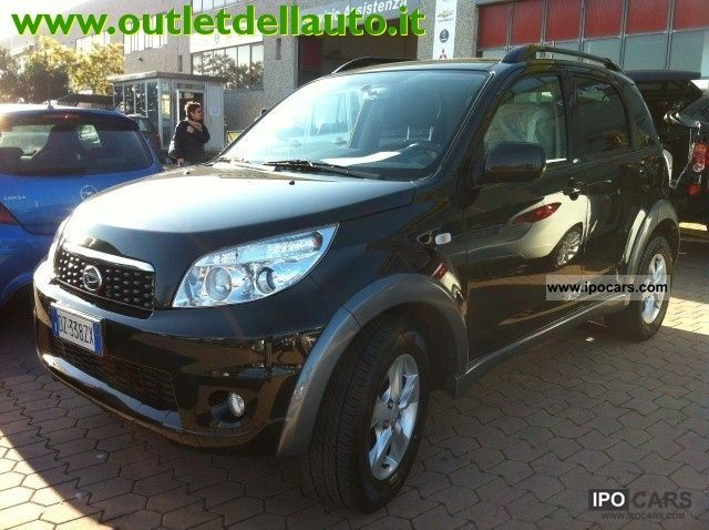 Daihatsu  Terios 1.5 4WD Hiro Green Powered 2010 Liquefied Petroleum Gas Cars (LPG, GPL, propane) photo