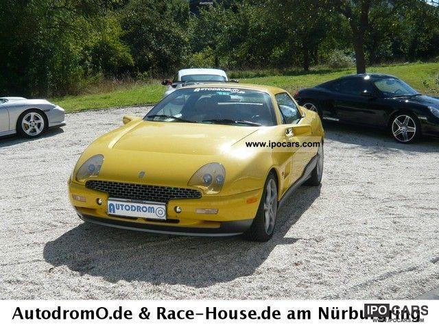 2002 DeTomaso  Qvale Mangusta Targa Convertible Coupe Cabrio / roadster Used vehicle photo