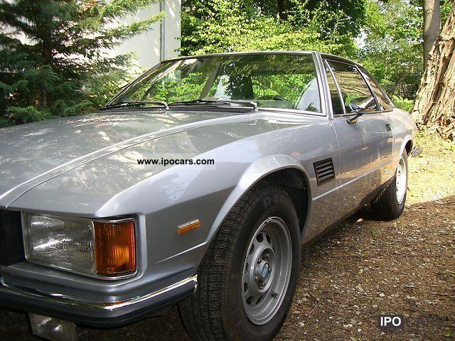 1976 DeTomaso  Other Sports car/Coupe Used vehicle photo