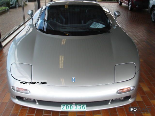 2000 DeTomaso  Top Condition! Sports car/Coupe Used vehicle photo