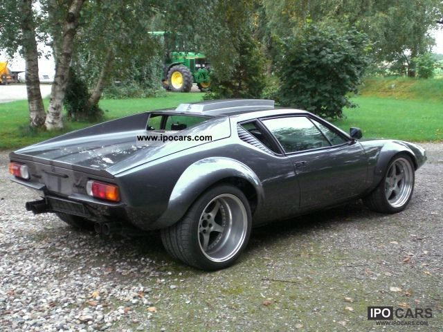 1972 detomaso pantera group 4 car photo and specs. Black Bedroom Furniture Sets. Home Design Ideas