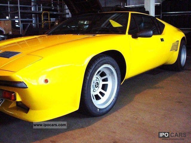 1990 DeTomaso  Pantera GT5s Sports car/Coupe Used vehicle photo