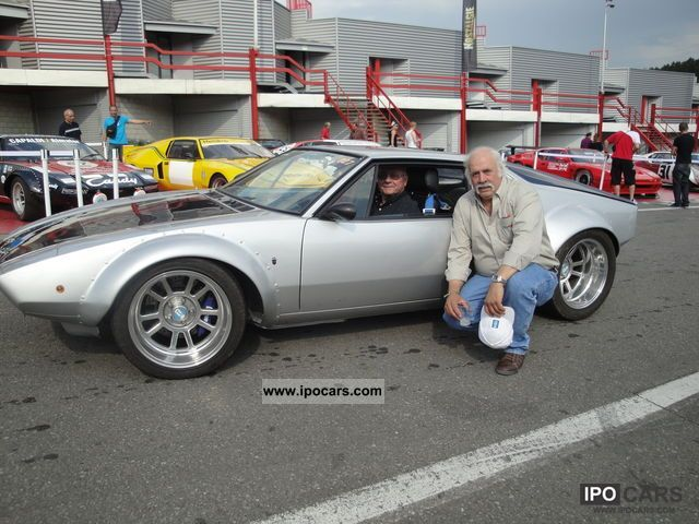 DeTomaso  Pantera 1972 Vintage, Classic and Old Cars photo