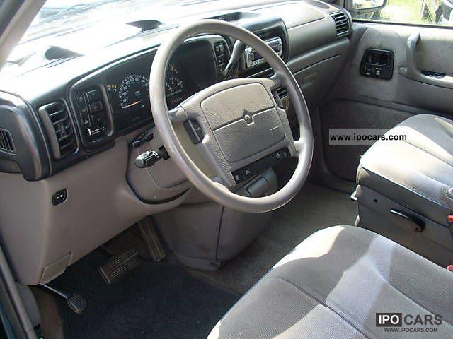 Dodge Grand Caravan Euro Lgw