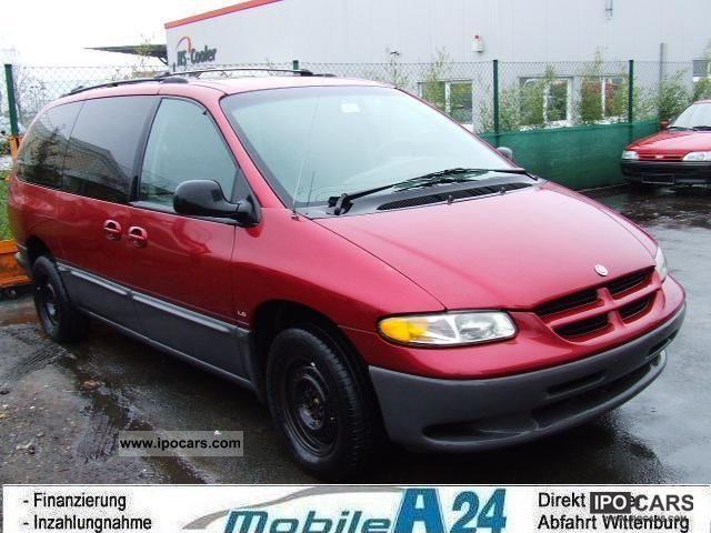 1997 Dodge  Grand Caravan Van / Minibus Used vehicle photo