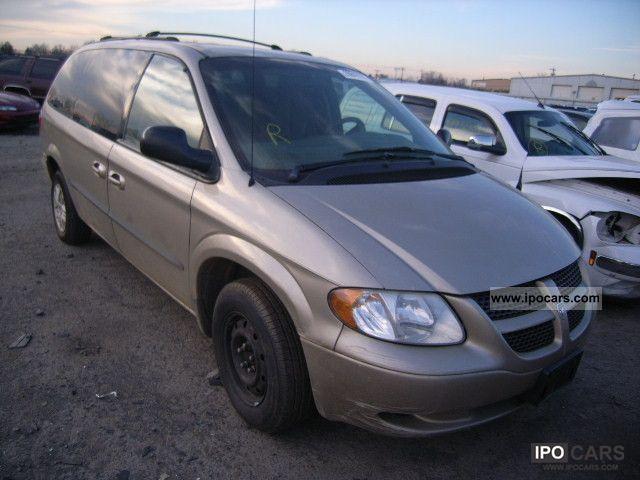 2002 Dodge  GRAND CARAVAN Van / Minibus Used vehicle (business photo
