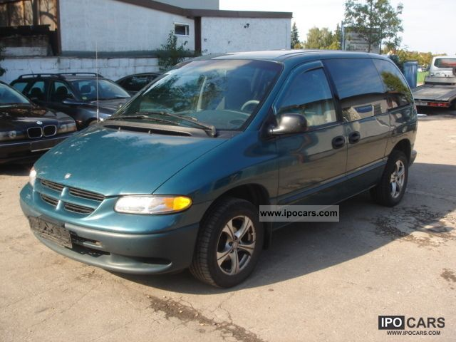 2000 Dodge  Grand Caravan 6 seats Automatic climate rims Van / Minibus Used vehicle photo