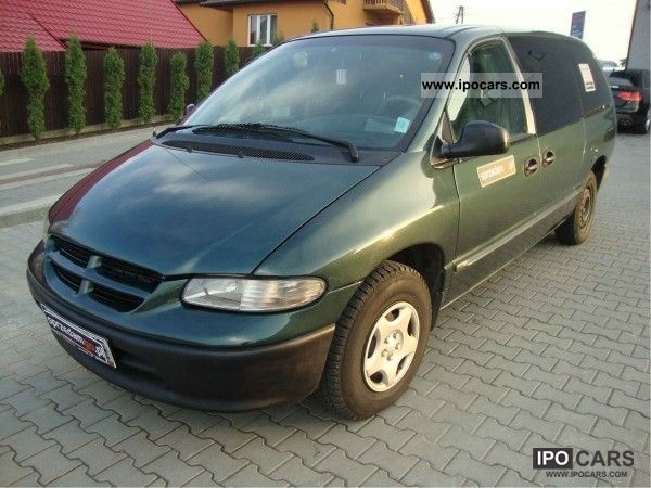 Dodge  Grand Caravan 3.3 V6 LPG SPRZEDAMGO 2000 Liquefied Petroleum Gas Cars (LPG, GPL, propane) photo