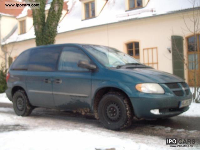 2001 Dodge  Caravan SE Van / Minibus Used vehicle photo