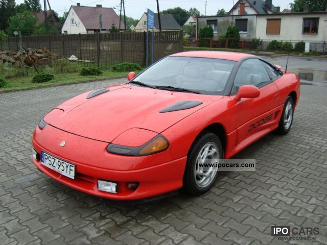 Dodge  Stealth 3.0 24V LPG 1991 Liquefied Petroleum Gas Cars (LPG, GPL, propane) photo