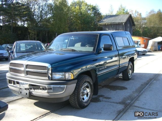 1994 Dodge  RAM 1500 3.9L V6 Long Bed with Viewliner truck Perm Off-road Vehicle/Pickup Truck Used vehicle photo