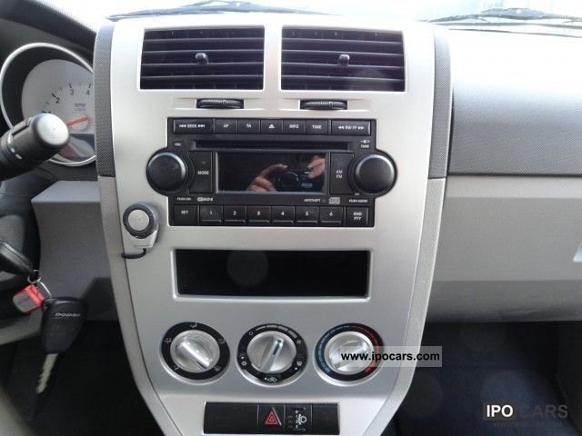 2007 Dodge Caliber 1 8 Sxt 1e Prop Small Car Used Vehicle Photo