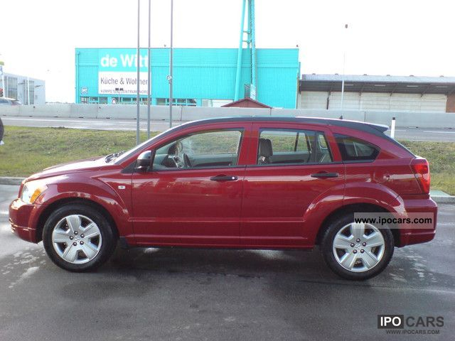 2006 Dodge Caliber 1 8 Se Car Photo And Specs