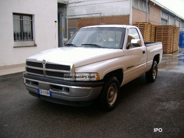 1996 Dodge  RAM 1500 5.2 MAGNUM Off-road Vehicle/Pickup Truck Used vehicle photo
